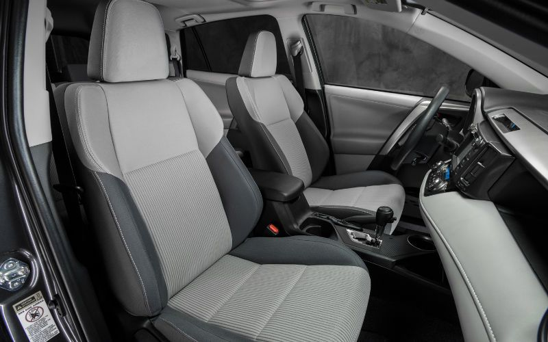 Limited Interior Shown In Terracotta | 2015 RAV4 | Pinterest | Rav4, Toyota Rav4  Interior And Toyota