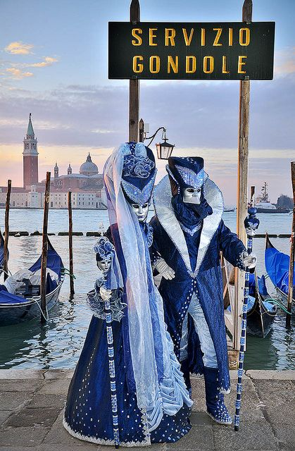 Servizio Gondole, Venice, Italy.   Flickr - Photo Sharing!