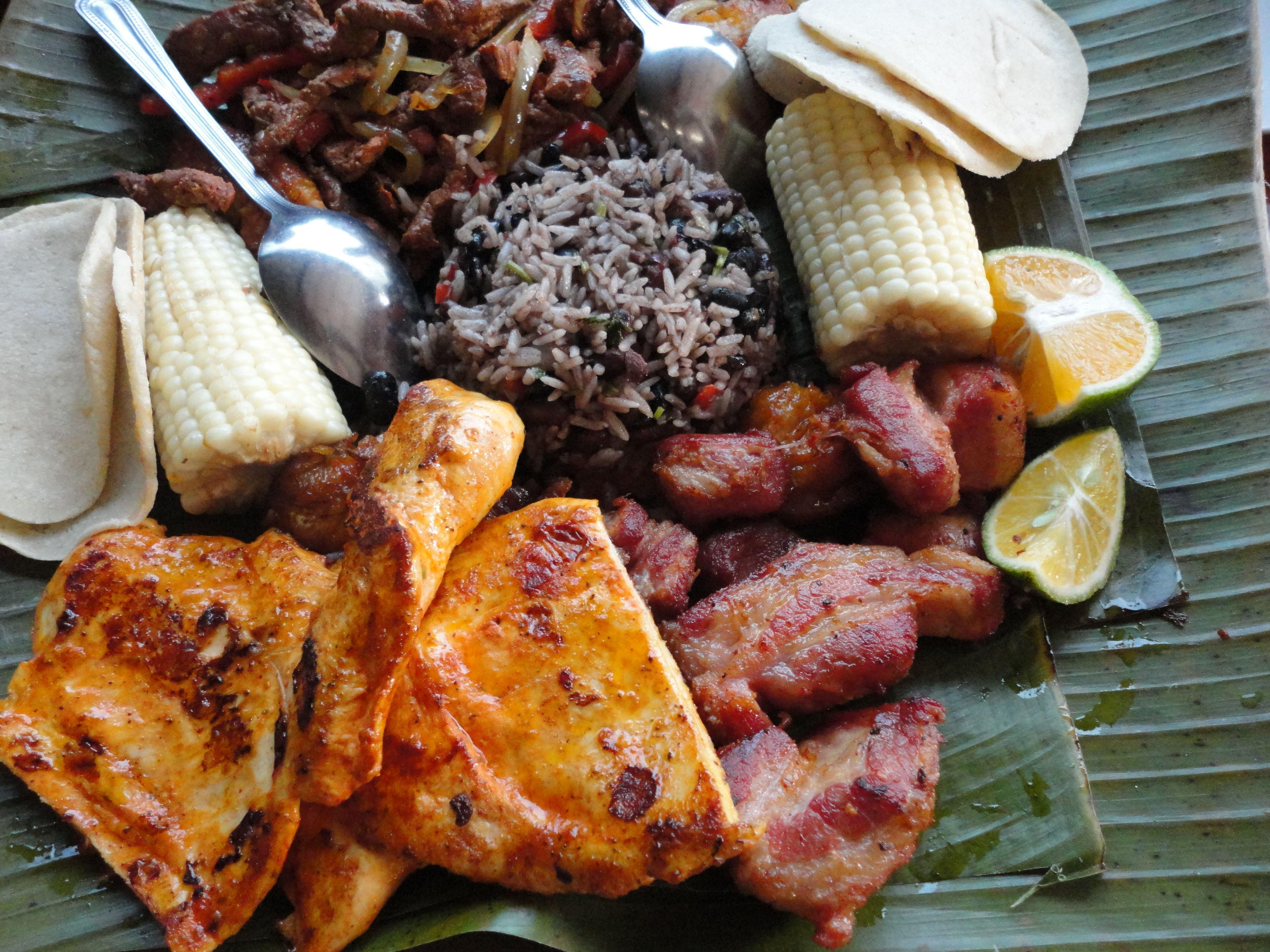 Comida Tipica Costa Rica 2012