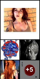 Photo of Ein weiterer Tattoo Design Auftrag von Etsy Ich habe NIE einen ganzen Oktopus gezeichnet …