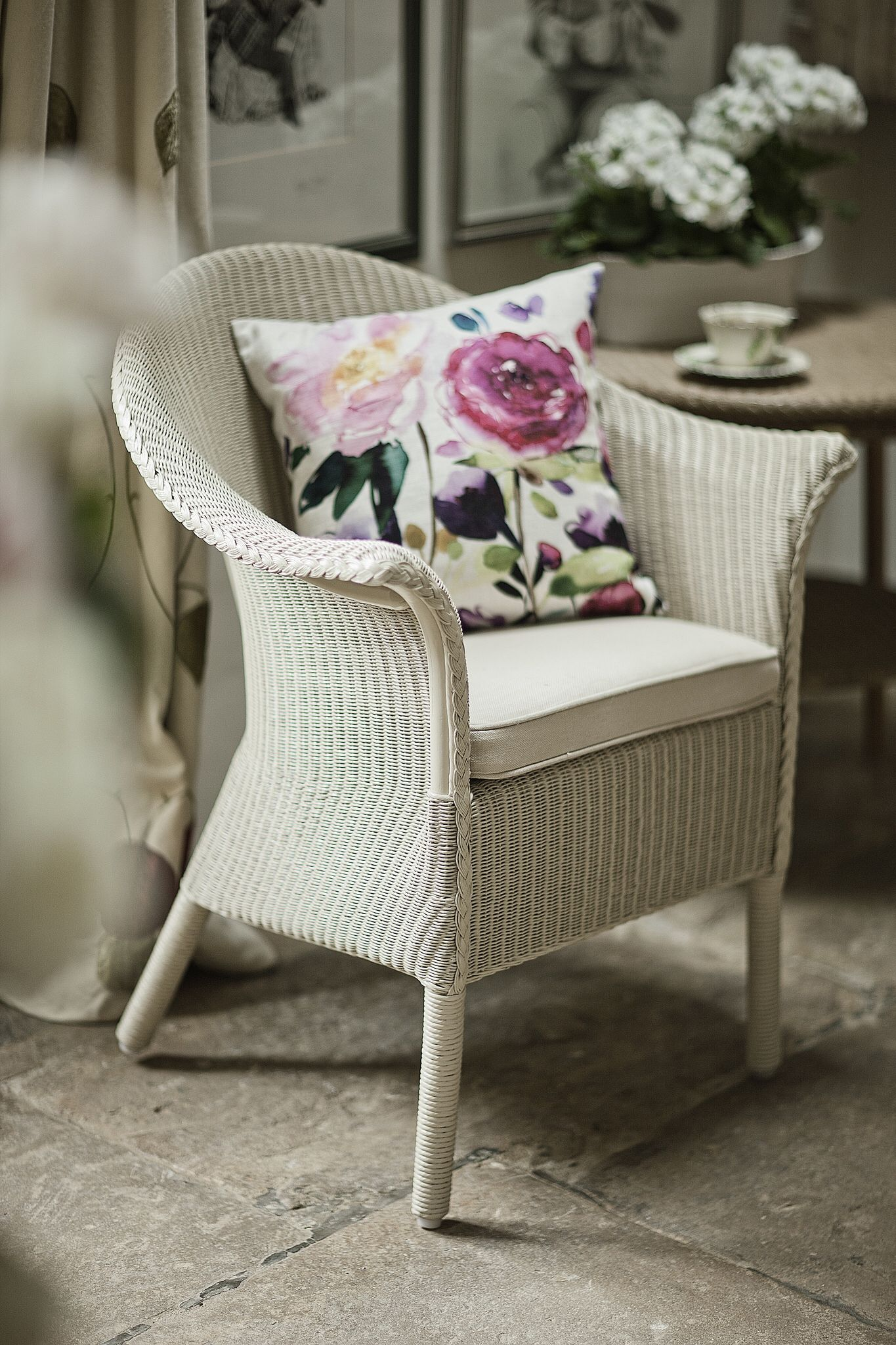 Our lovely Lloyd loom chair, exclusive to uoi | Burford 2015, Things ...
