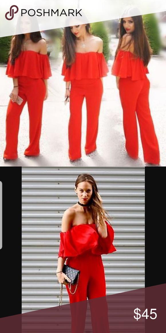 c7f4b7fa071 Nwt red jumper New jumper size medium size 6 jumper Forever 21 Dresses Maxi  Red Jumper