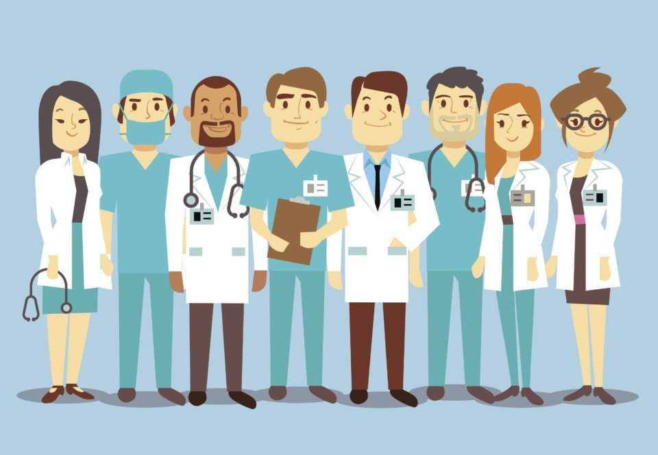 Interdisciplinary care from the medical student