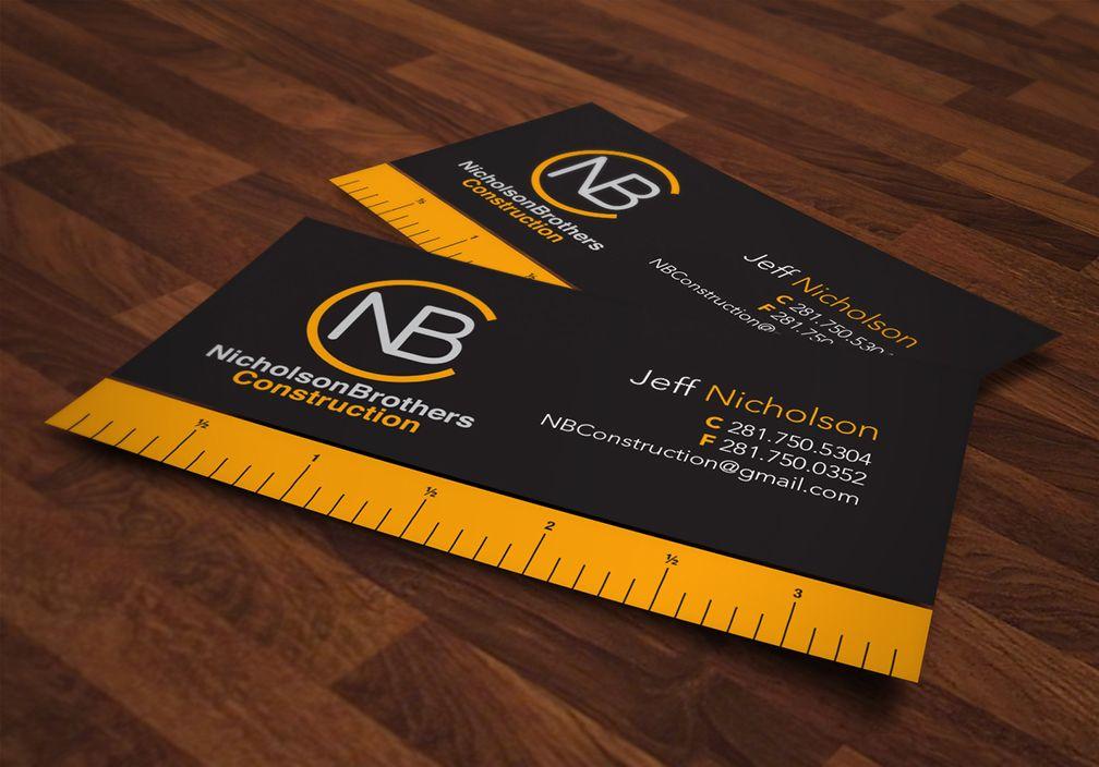 Nicholson construction business card magnet designed printed by nicholson construction business card magnet designed printed by alphagraphics sugar land colourmoves