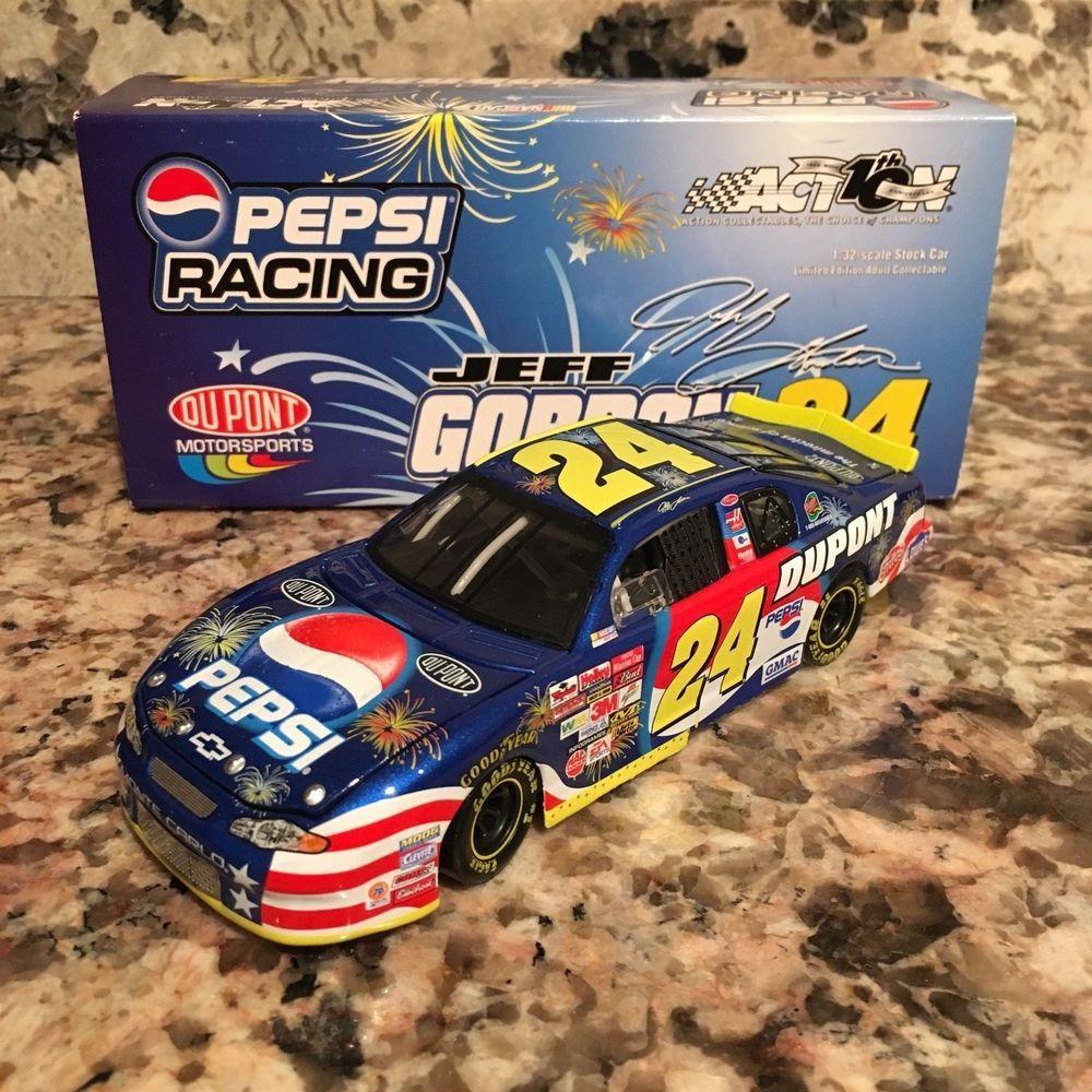 Jeff Gordon No. 24 DuPont/Pepsi/Daytona 2002 Monte Carlo