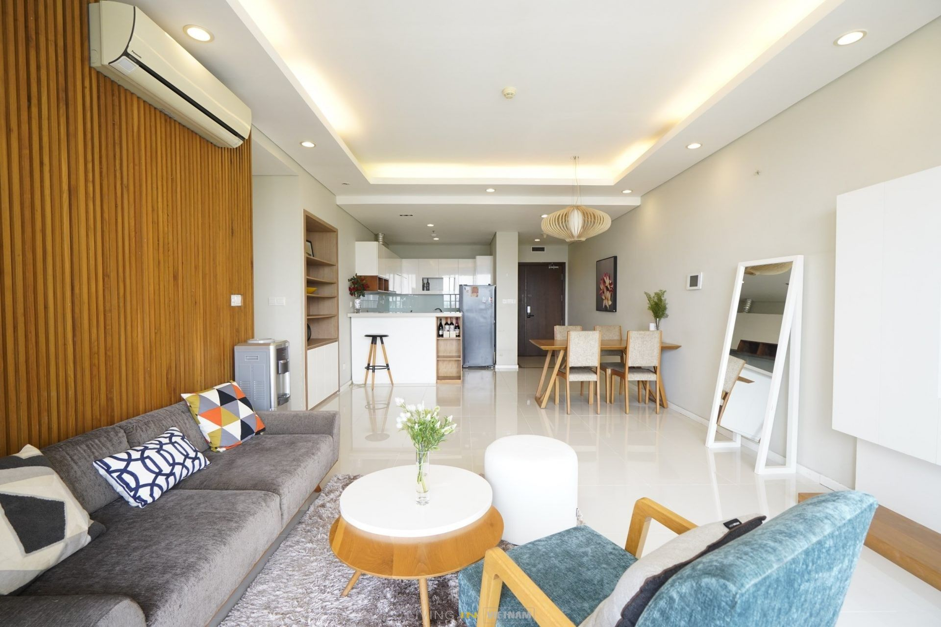 Thao Dien Pearl Cosy 2 Bedroom Apartment For Rent In Saigon Cosy Apartment Apartments For Rent Cool Apartments