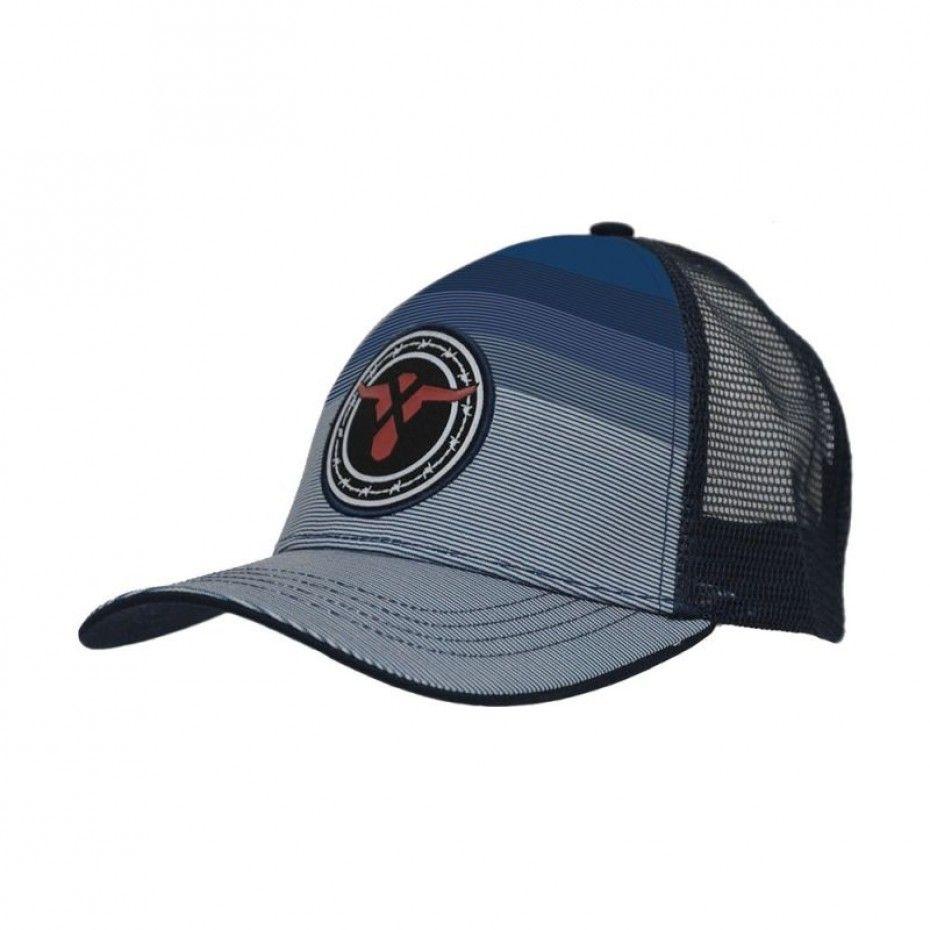 WRANGLER MENS RILEY TRUCKER CAP NAVY For casual cowboy style.  34.95 ... e97b0918bffa
