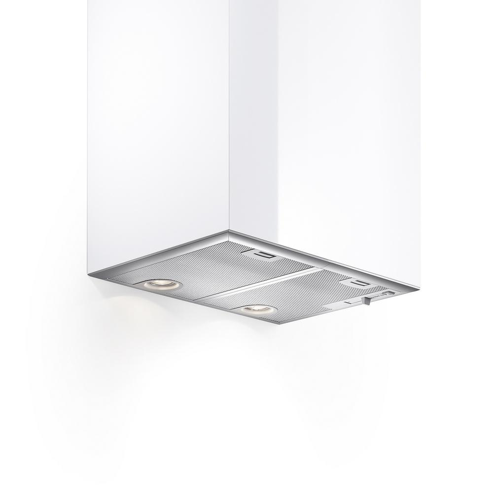 Bosch 500 Series 30 In Custom Insert Range Hood With Lights In Stainless Steel Dhl755buc The Home Depot Canopy Cooker Hoods Cooker Hoods Range Hood