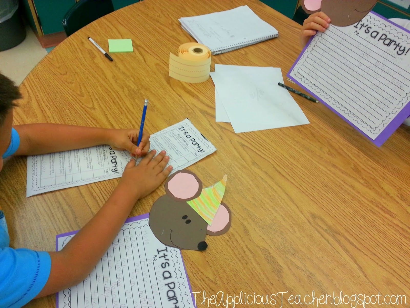 Using Mice And Beans As A Mentor Text For Informational