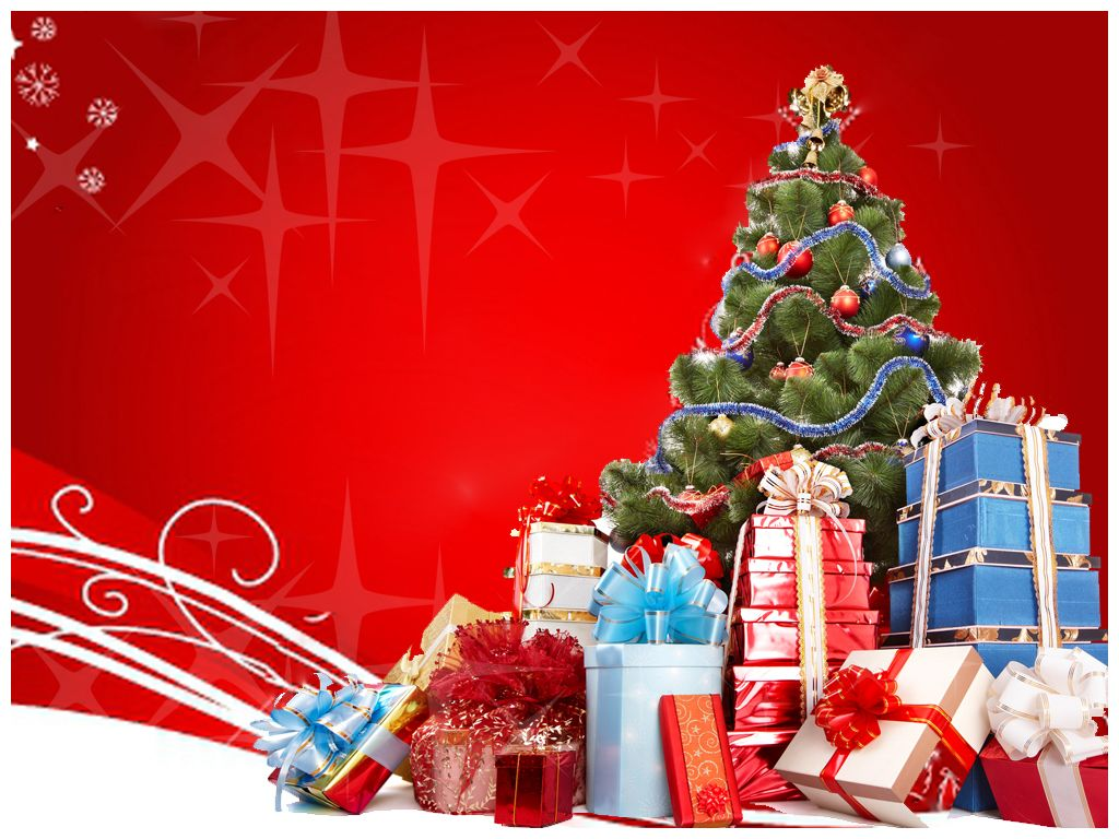 Merry Christmas Powerpoint Template Christmas Powerpoint