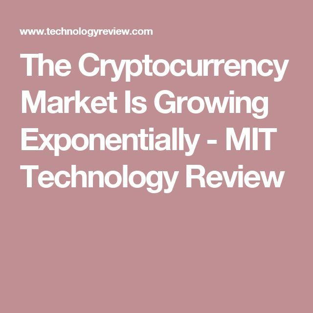 the growing cryptocurrency market
