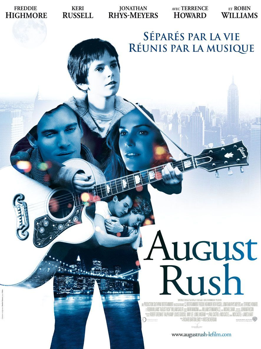 Extra large movie poster image for august rush films are my extra large movie poster image for august rush voltagebd Images