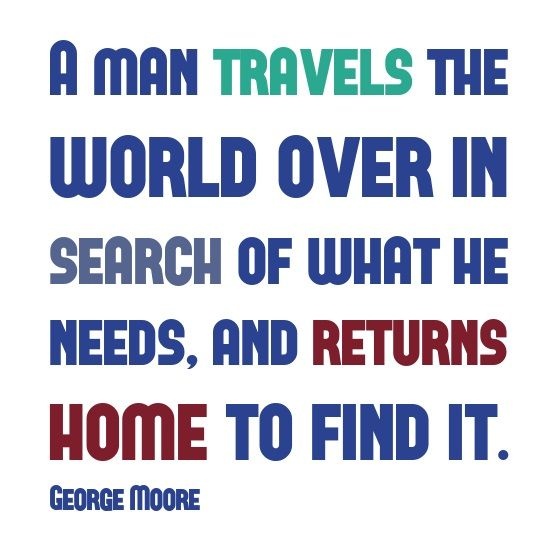 Funny Quotes About Returning Home This Moment