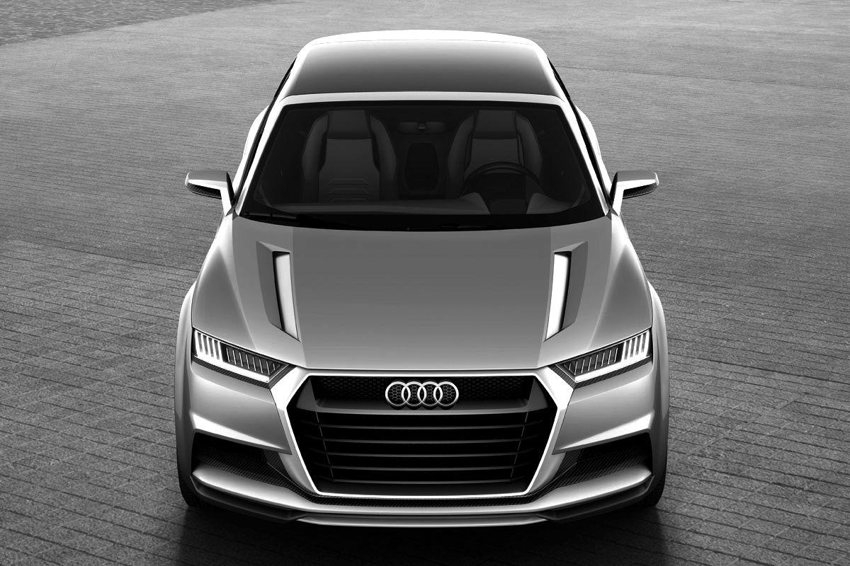 Audi design 2015