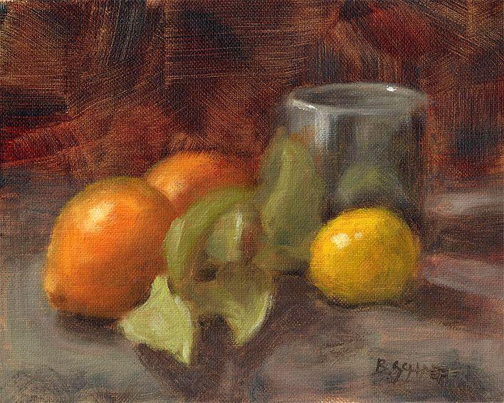 Citrus & Cup   Brandon Schaefer