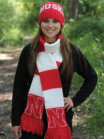 a1aad17c4 Show your Husker pride from head to toe with our knit kits ...