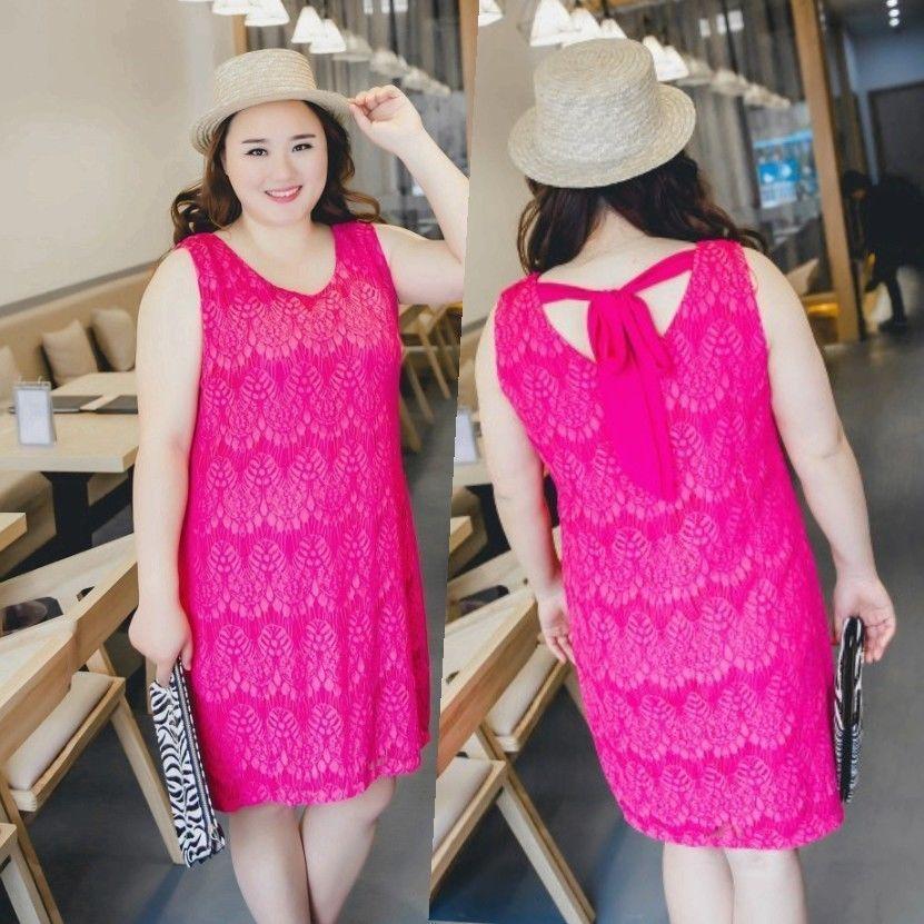 T575 Women\'S Lace Sundress Cocktail Party Evening Slip Dress Size 8 ...