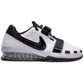 755fa7c2b Nike Men's Romaleos 2 Weightlifting Shoe - White/Black | DICK'S ...