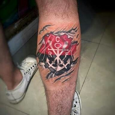 Flamengo Tatuagem Flamengo Tatuagens Do Flamengo E