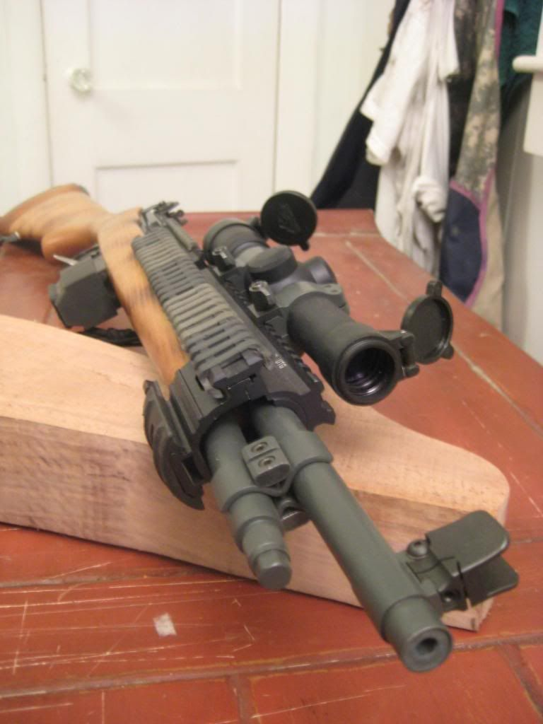 First 10/22, First Build: SOCOM Scout - Page 3 - Shooting Sports Forum