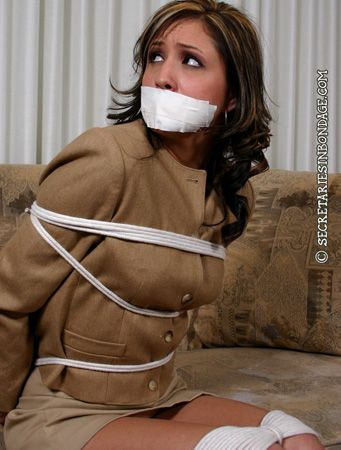 Tied Up And Gagged Videos