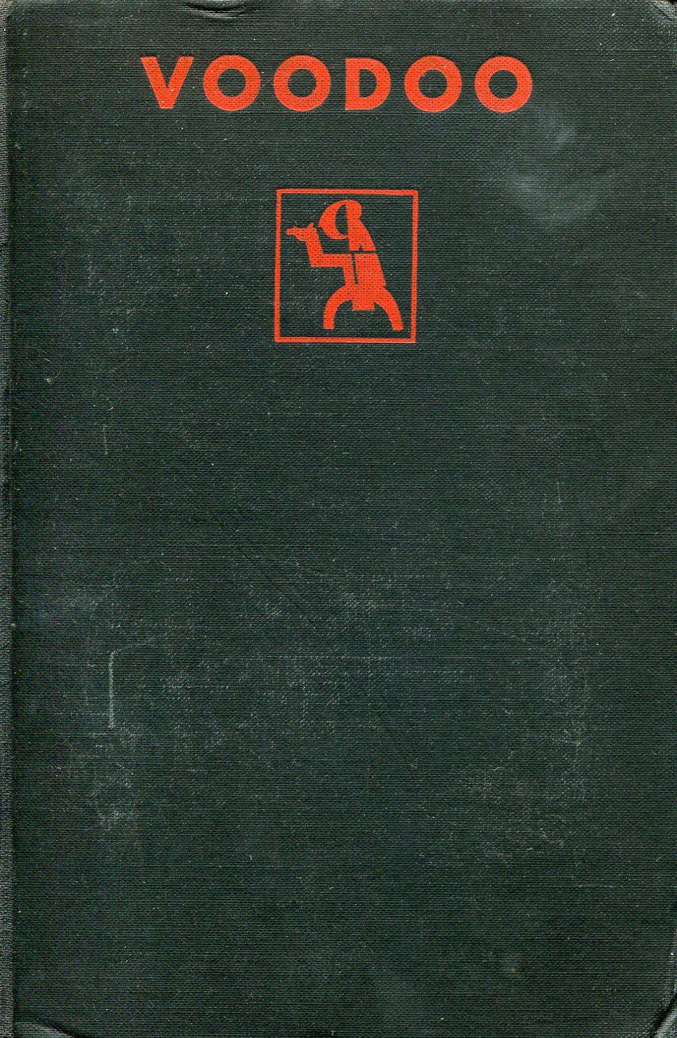 Voodoo by John Esteven, 1930