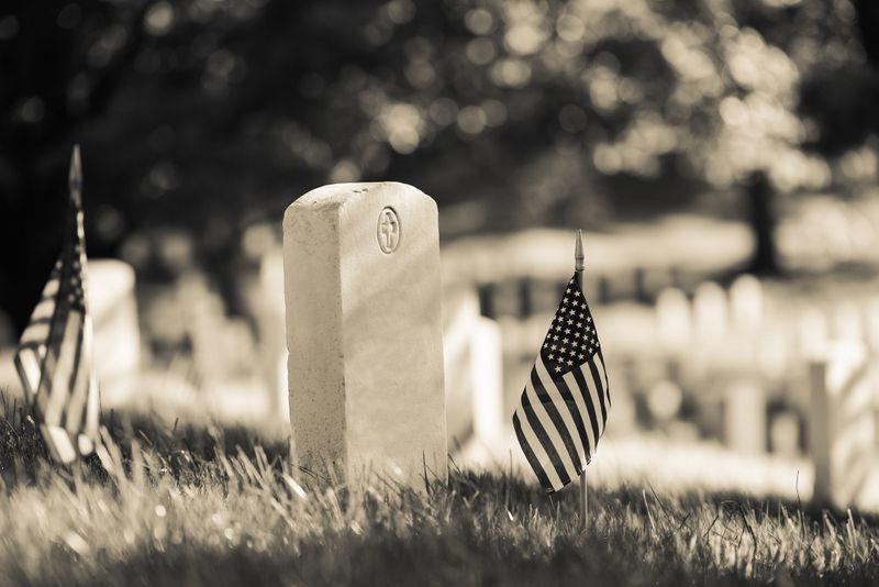We humbly thank those who have served.