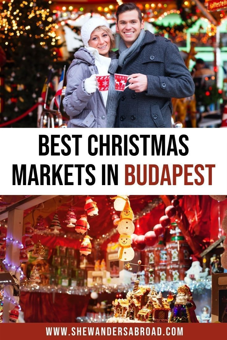 Top 3 Best Christmas Markets In Budapest Christmas Market Best Christmas Markets Winter Travel Destinations