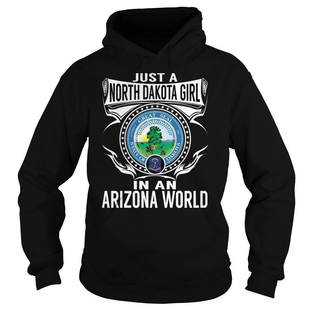 Just a North Dakota Girl in an Arizona World COA
