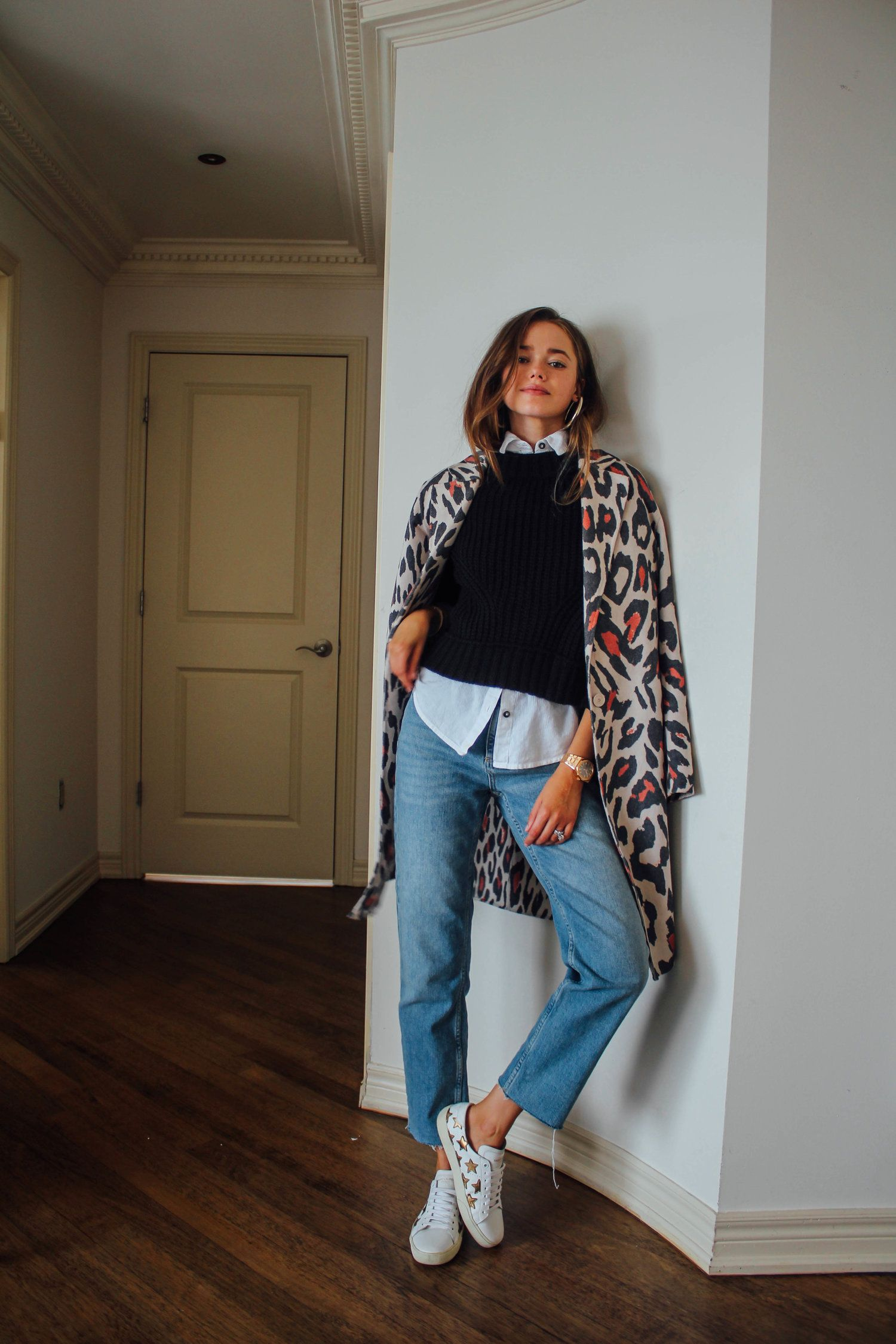 Chic On A Budget Outfits — Valeria Lipovetsky