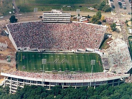 Lane Stadium Virginia Tech Blacksburg Va Bought Chris Tickets To Go See His College Team Florida State Play V Virginia Tech Virginia Tech Football Hokies