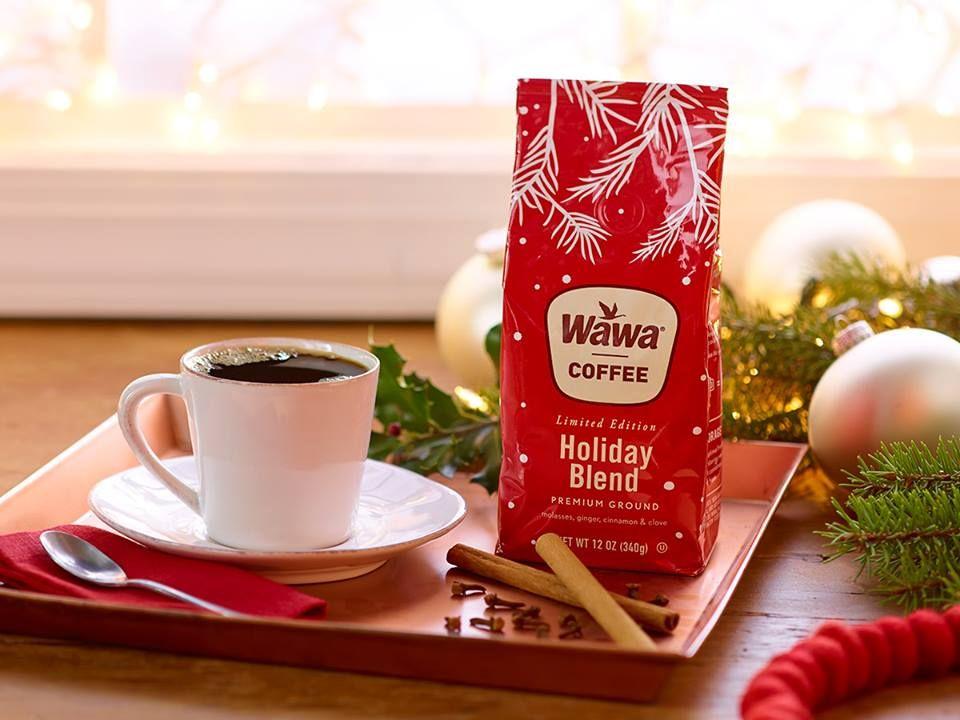 Wawa Holiday Blend Coffee | A Wawa Winter Wonderland | Pinterest ...