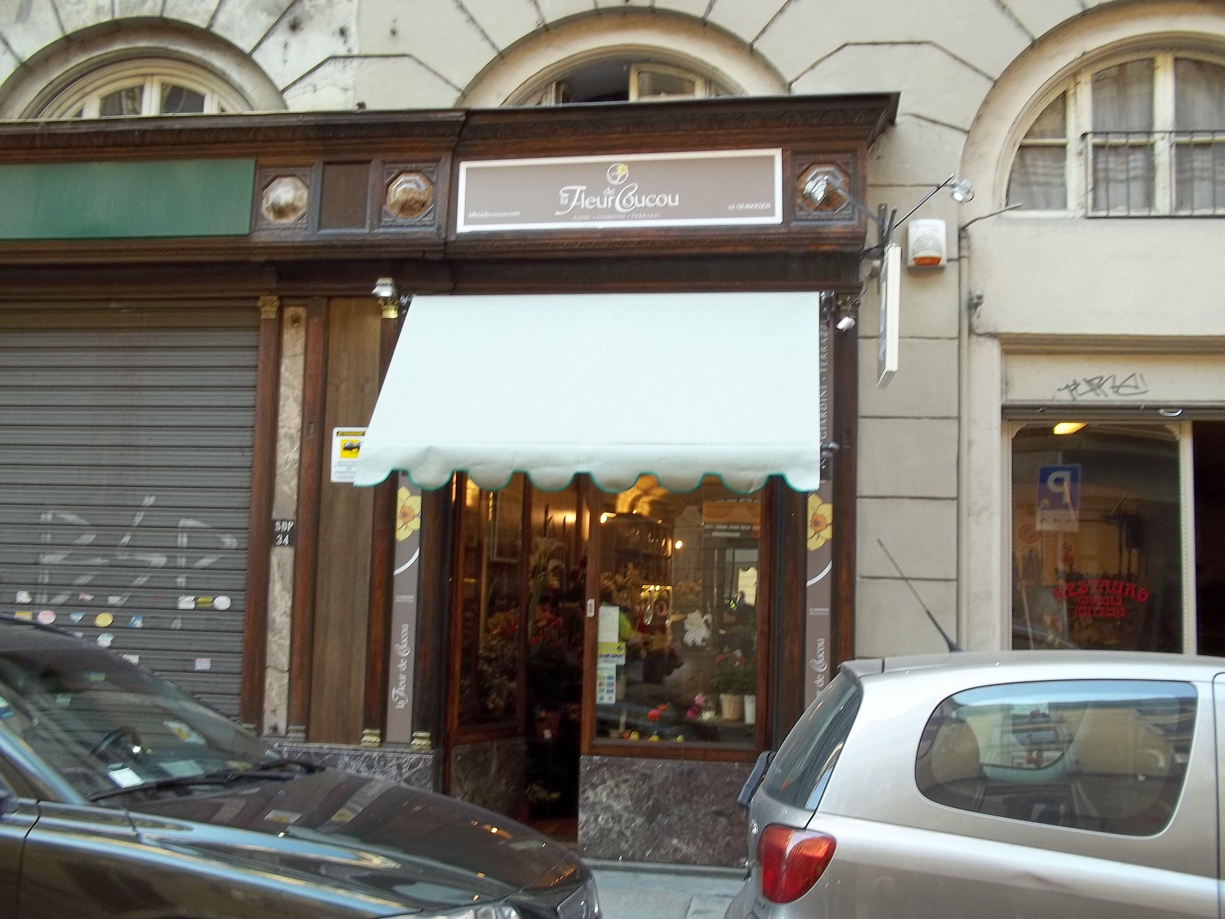 Tende da sole Torino tende da sole per negozi e attività