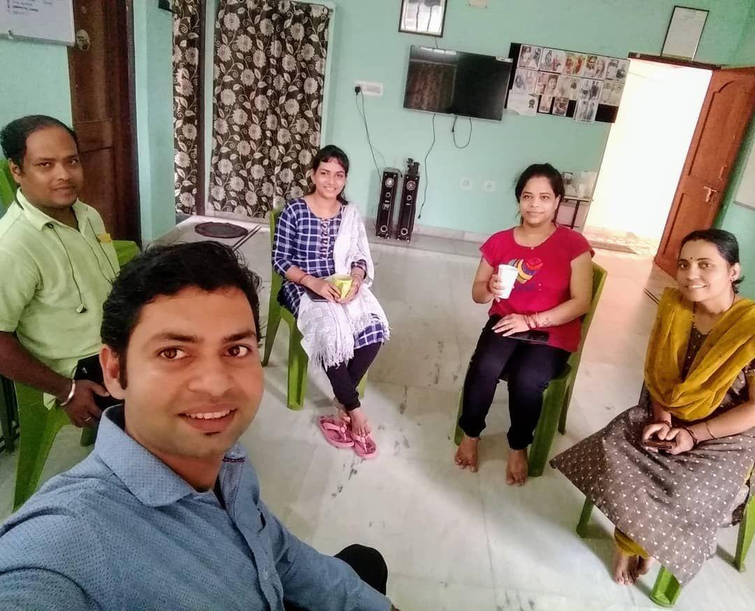 Gud evening to all. Healthy balance diet in s&p wellness center. . . #bhubaneswar #india #odisha #Ch...