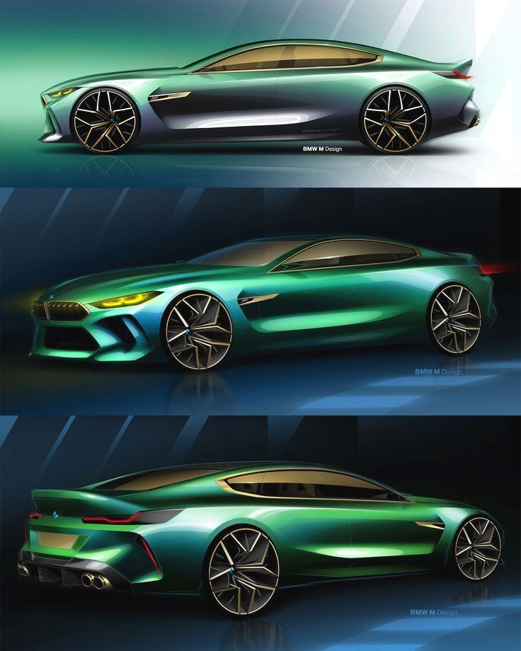 Bmw M8: BMW Concept M8 Gran Coupe Follow Me; Pinterest.com/MrCafer