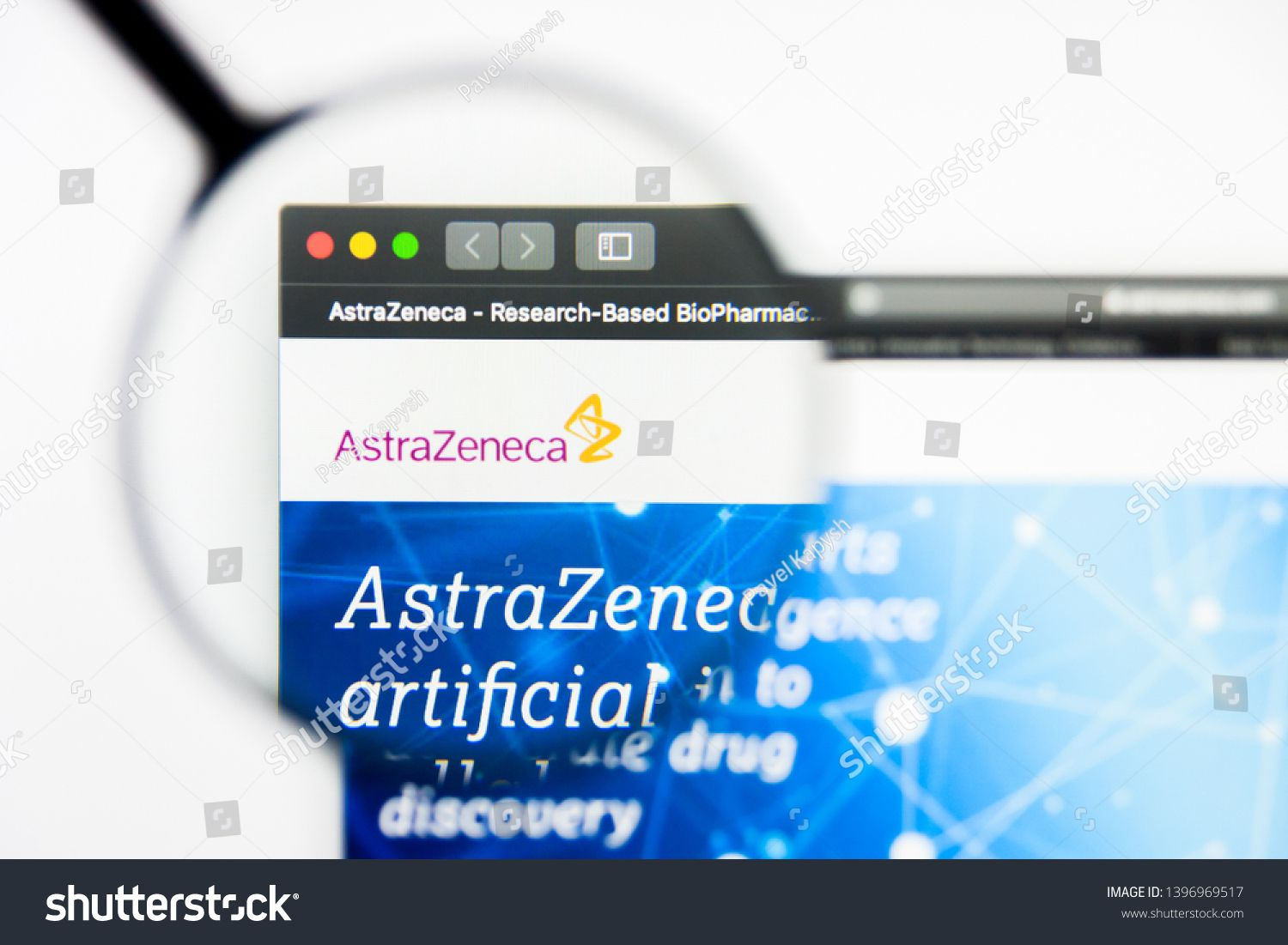 Richmond Virginia Usa 9 May 2019 Illustrative Editorial Of Astrazeneca Plc Website Homepage Astra Vector Character Design Drug Discovery Design Reference