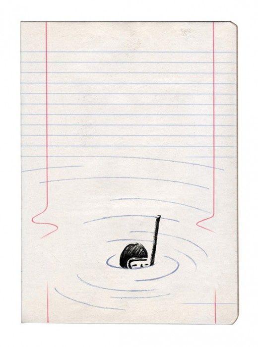 12 Mind Blowing Notebook Doodle Art | Pinterest | Notebook ...