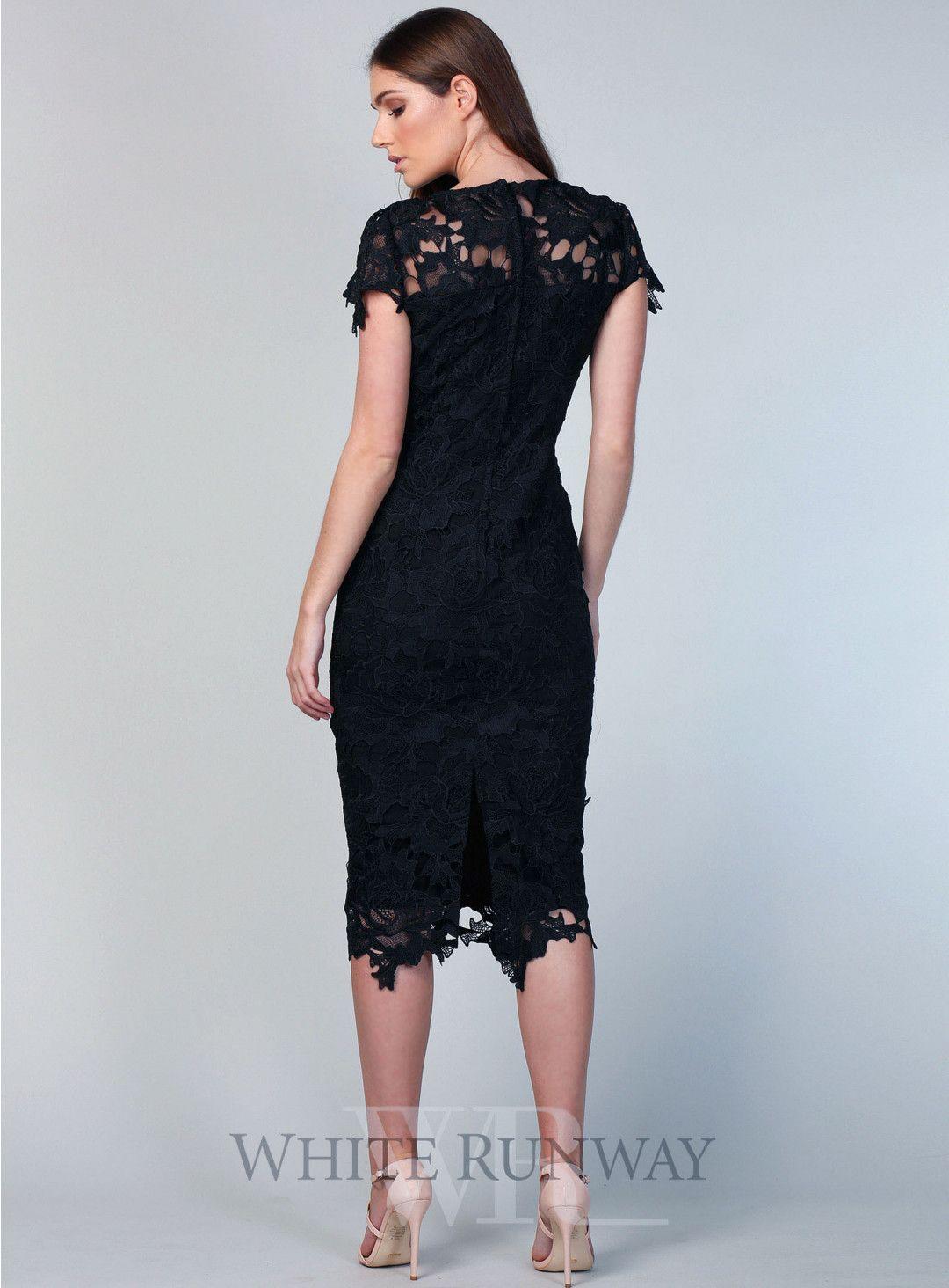 Jolie Lace Dress Lace Dress Dresses Midi Length Dress [ 1464 x 1080 Pixel ]