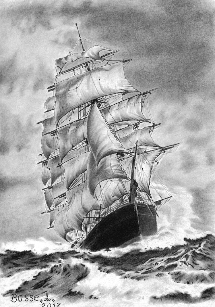 Sailing Ship 2 by Torsk1 on DeviantArt