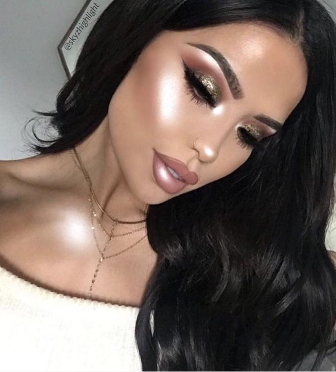 pinterest | talithadownie | Makeup on fleek | Pinterest | Makeup ...