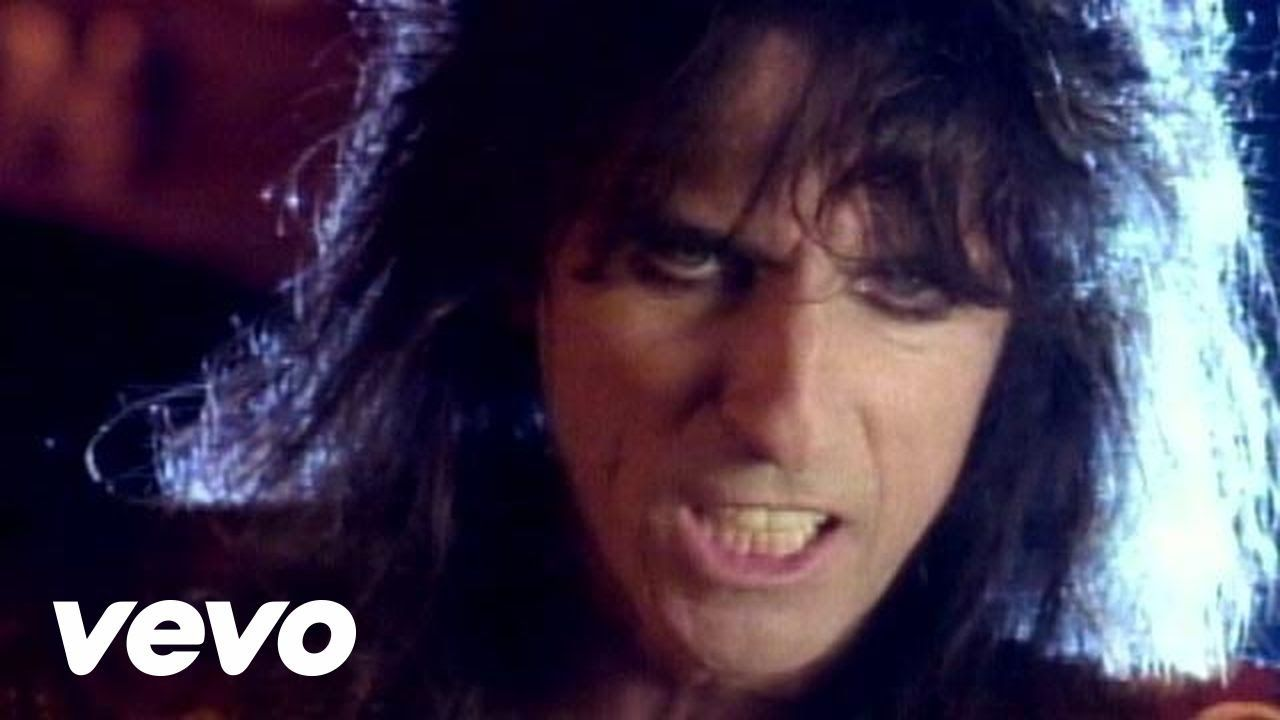 Alice Cooper House Of Fire Youtube Songs Alice Cooper