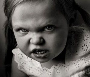 angry little black kid - photo #14