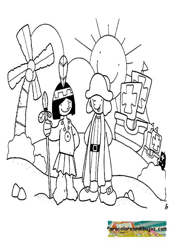 dibujos-para-ninos-del-descubrimiento-de-america