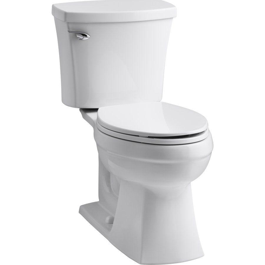 Bathroom Kohler Elliston White 1 28 Gpf Watersense