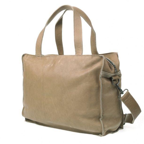 Philomijn Travelbag S light brown im Taschenklub kaufen