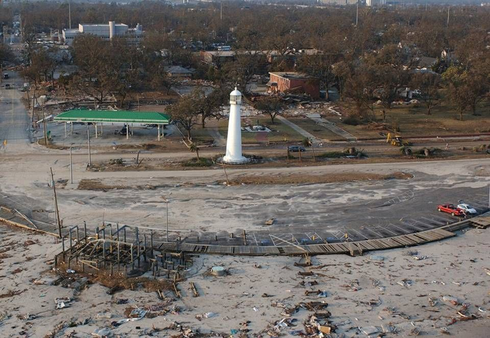 Remembering Katrina In Biloxi Biloxi Biloxi Lighthouse Landmarks