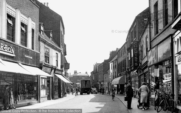 Beverley, Toll Gavel c1955