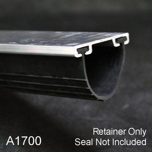 Aluminum Garage Door Bottom Seal Retainer A1700 Retainer Only In 2020 Garage Doors Garage Door Weather Seal Garage Door Seal