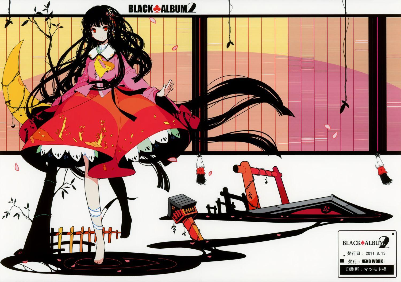 from the doujinshi black album 2 anime princess kaguya art