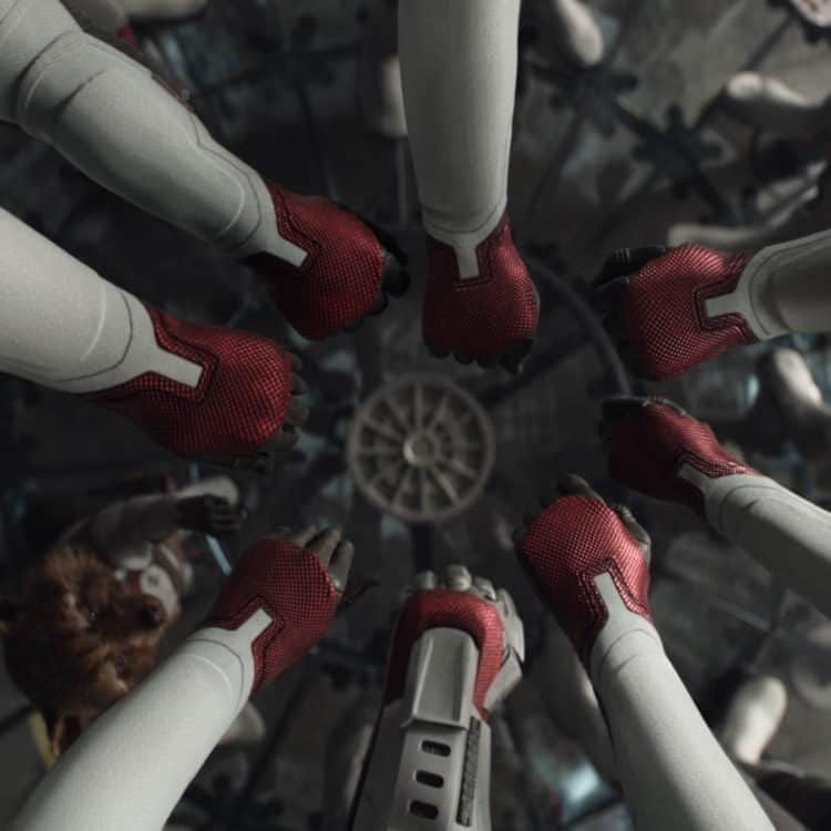 Avengers: Assemble For New End Credit Scenes In Re-Released Avengers: Endgame